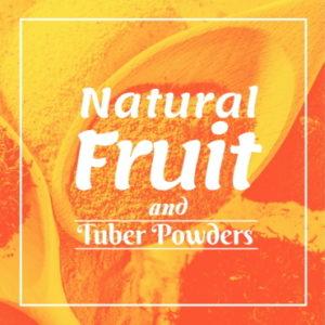 Natural Fruit Powder